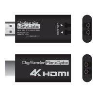 DigiSender 4K Fibre - 4K Inline HDMI Extender