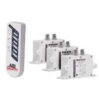 Remote Controlled Mains Converter - Triple Pack (RM1X3)
