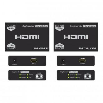 DigiSender 4K Fibre - 4K HDMI Extender
