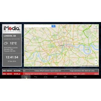 iMedia Interactive HD - Digital Signage Generator (DGIMIHDB1)