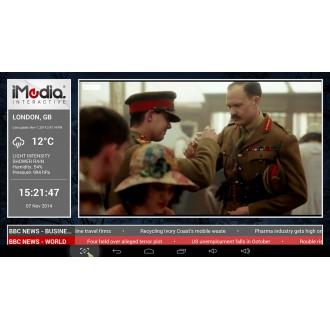iMedia Interactive 4K - Digital Signage Display Generator