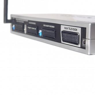 DigiSender Zentrum - Quad Input 2.4GHz Wireless Video Sender (DG420)