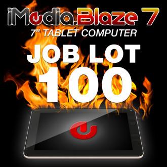 iMedia Blaze 7 - Job Lot of 100 (DGIMTB740-JL100)