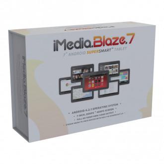 "iMedia Blaze 7 - 7"" Android SUPERSMART Tablet (DGIMTB740)"