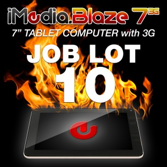 iMedia Blaze 7 3G - Job Lot of 10 (DGIMTB740-JL10)