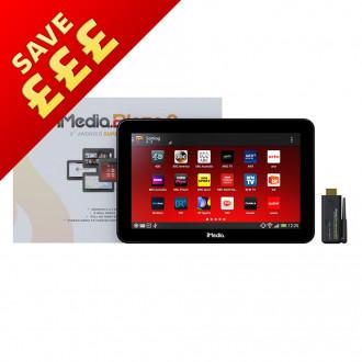 "iMedia Blaze 9 Screencast Bundle - 9"" Tablet & Screencast Adaptor (DGIMTB902D13)"