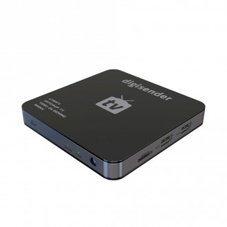DigiSenderTV SmartMedia - 1.5GHz Dual-Core Android SUPERSMART Set-top Box (DGTVSM202)