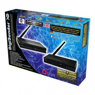 DigiSender XD SCART - Single Input Digital Video Sender (DGXDSDV111)