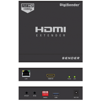 DigiSender HDMI Real-Time Streamer