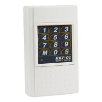 SolarGuard Accessory - Wireless Remote Keypad (434MHz) (RKP01)