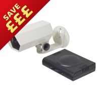 Camera Monitoring System - Wireless (WS380)