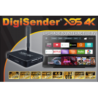 DigiSender XDS 4K with LIVE OS
