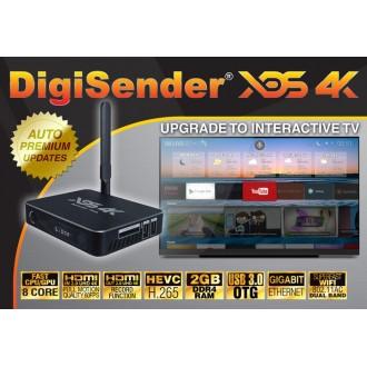 DigiSender XDS 4K