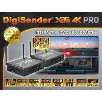 DigiSender XDS 4K PRO+ X2
