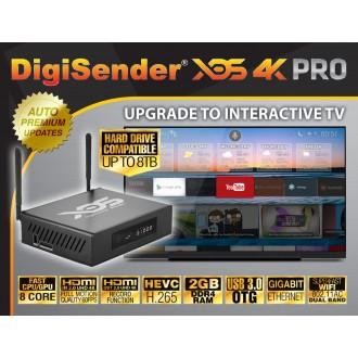 DigiSender XDS 4K PRO+