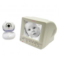 Safe'n'Sound Digital Baby Monitoring System - Monochrome CRT (CTVM300AFRDM)