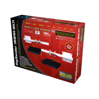 DigiSender XD SCART 2KM - Long Range Digital Video Sender (DGXDSDV111SMA)