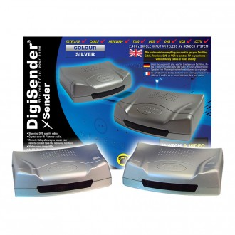 DigiSender xSender - Single Input 2.4GHz Wireless Video Sender (DG180-S)
