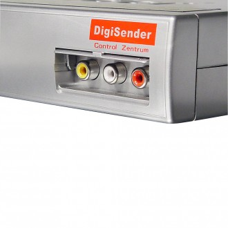 DigiSender Zentrum - Quad Input 2.4GHz Wireless Video Sender (DG420)