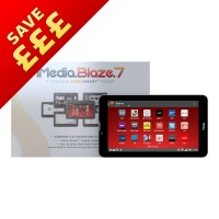 "iMedia Blaze 7 - 7"" Android SUPERSMART Tablet (DGIMTB740)"