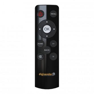 DigiSenderTV SmartRemote - RF Momentum Remote Control (DGTVMR01)