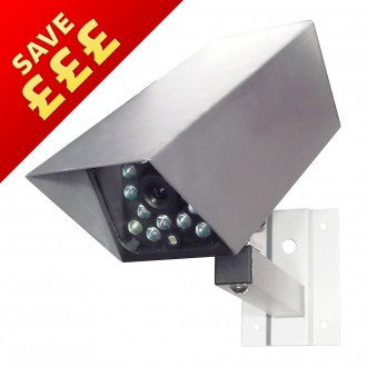 Driveway Camera - Metal Housed (DV380)