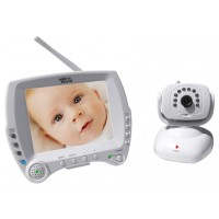 Safe'n'Sound Digital Baby Monitoring System - Colour LCD (CTVM300LCDDM)
