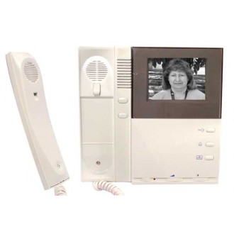 Door Entry Video Phone - 4 inch Monochrome (DE40BWA)